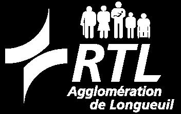 Logo du Réseau de transport de Longueuil